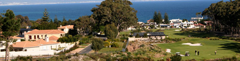 Contour Cottage | Hermanus Golf Course